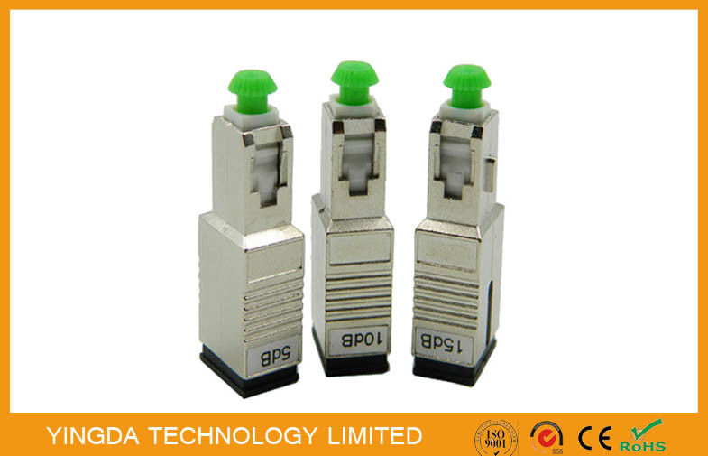 Fiber Optic Attenuator 1dB 2dB 3dB